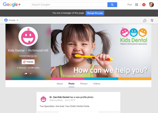 KidsDental-Google