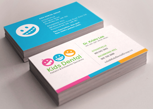 KidsDental-businessCards