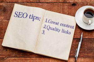 SEO, get a competitive edge