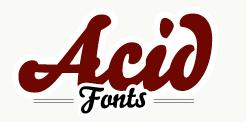 acidfonts
