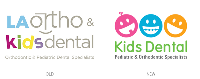 logo development for dentistry image
