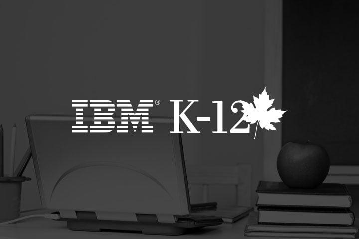 IBM K-12 canada