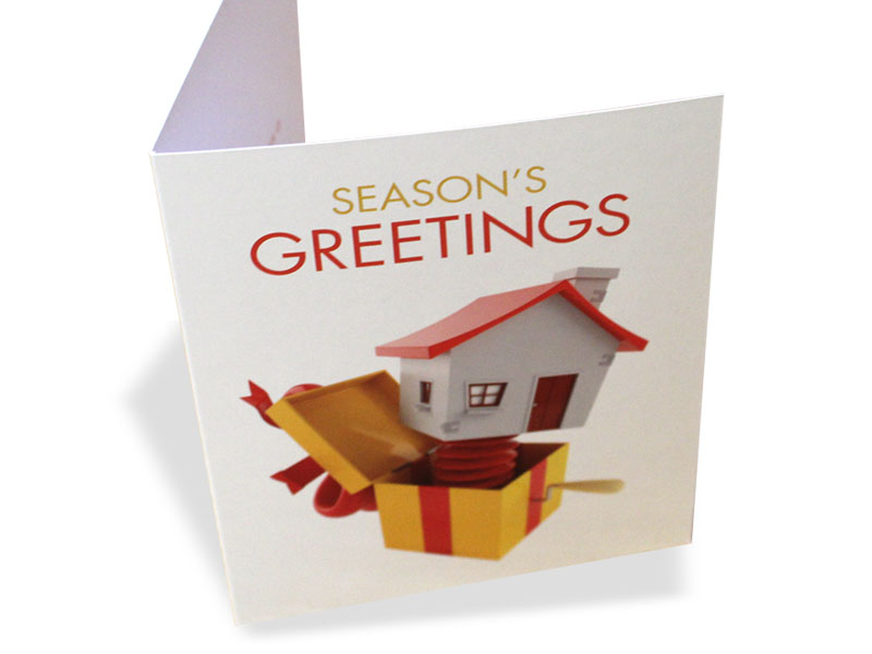 the mortgage centre greeting card