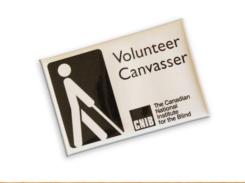 cnib canvasser kit