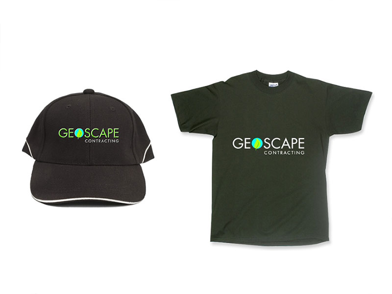 geoscape contracting apparel