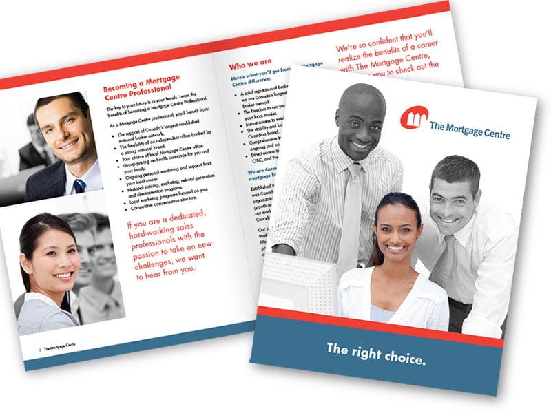 the mortgage centre brochure