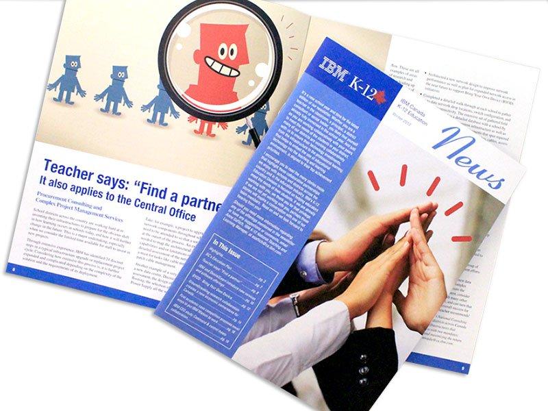 ibmk-12 education newsletter