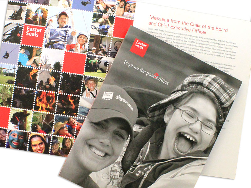 easter seals annual report