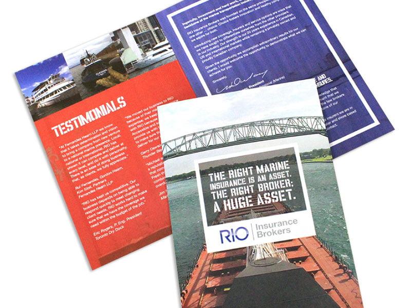rio brochure