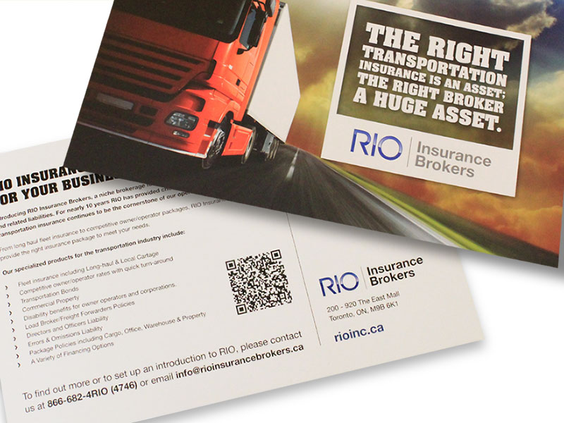 rio direct mail
