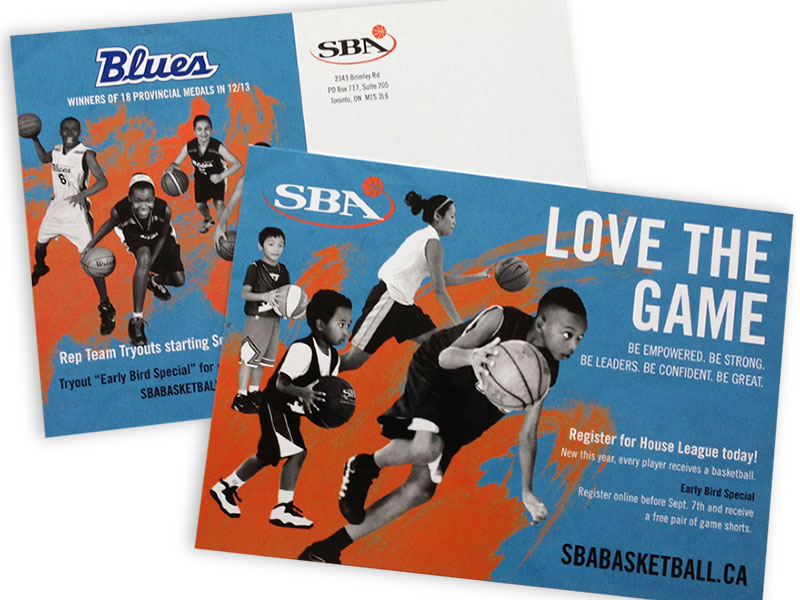 sba direct mail
