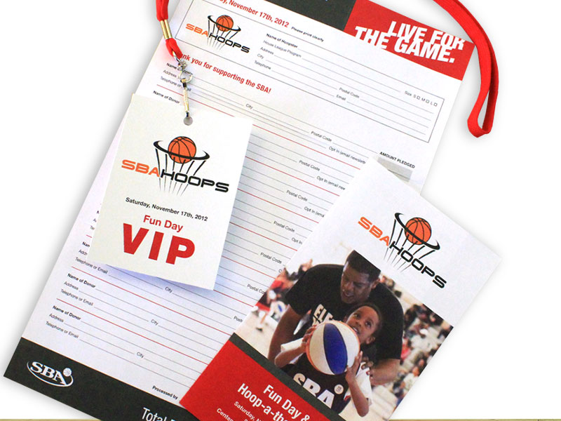 sba event collateral