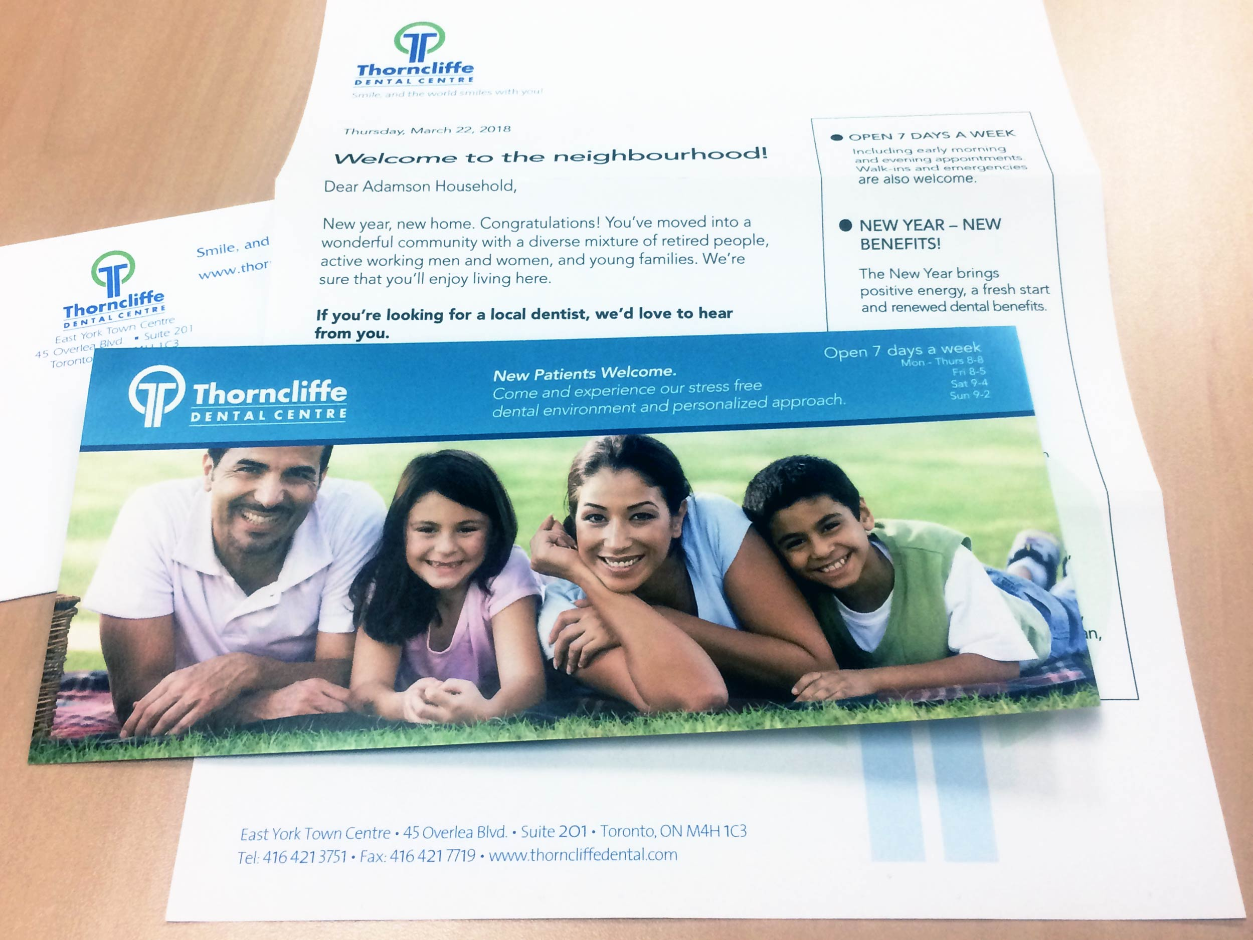 Thorncliffe-direct-mail-brand-development-toronto image