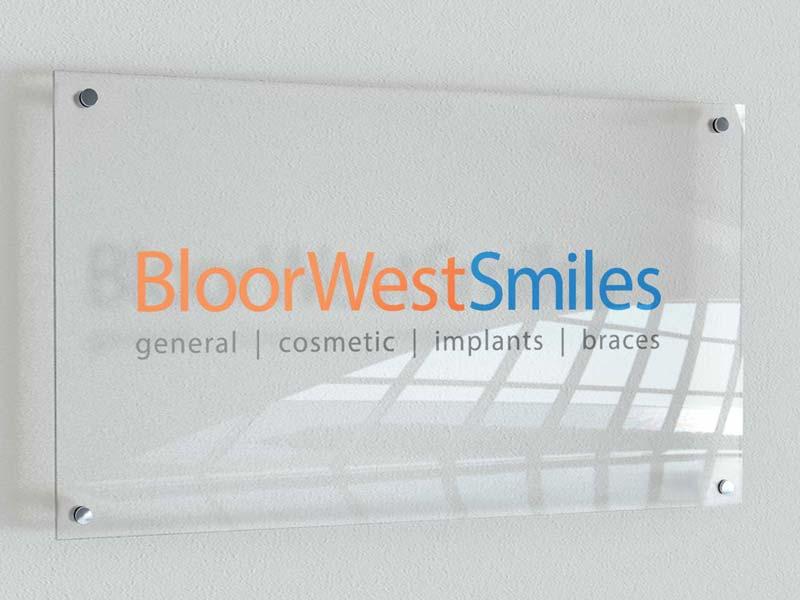 bloor-west-smiles-sign-brand-development-toronto
