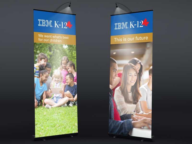 ibm-banners-brand-development-toronto image
