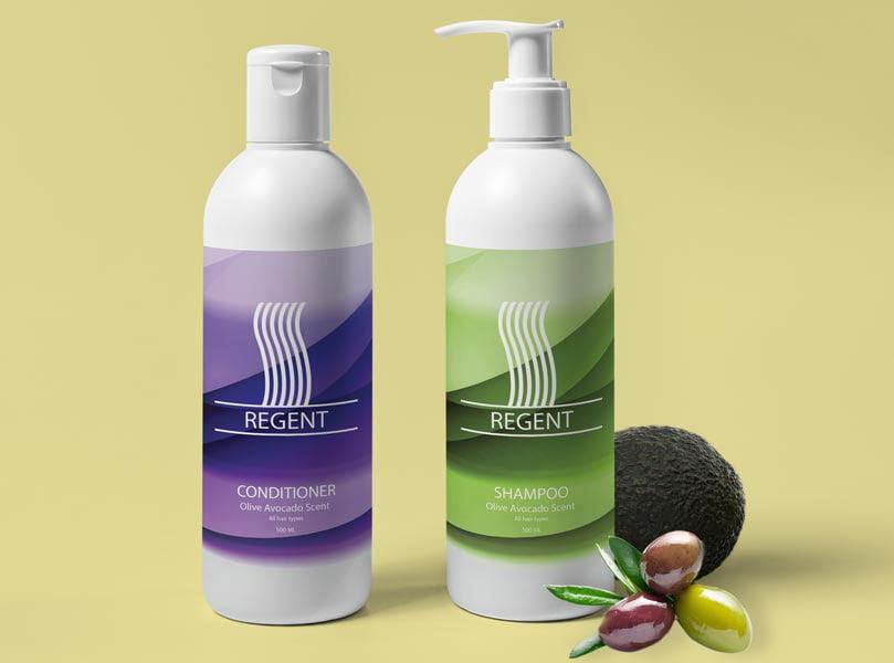 regent-park-shampoo-bottle-brand-development-toronto image