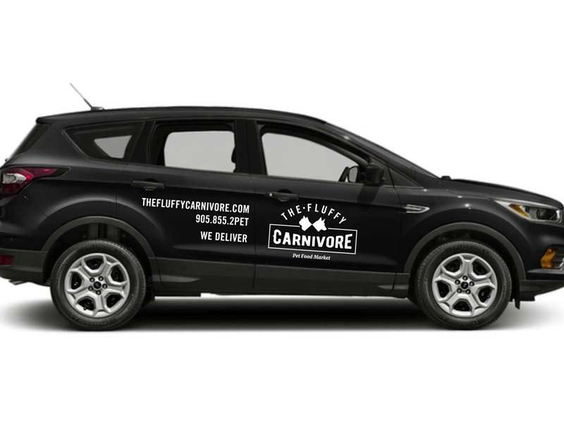 vehicle-FluffyCarnivore-brand-development-toronto image