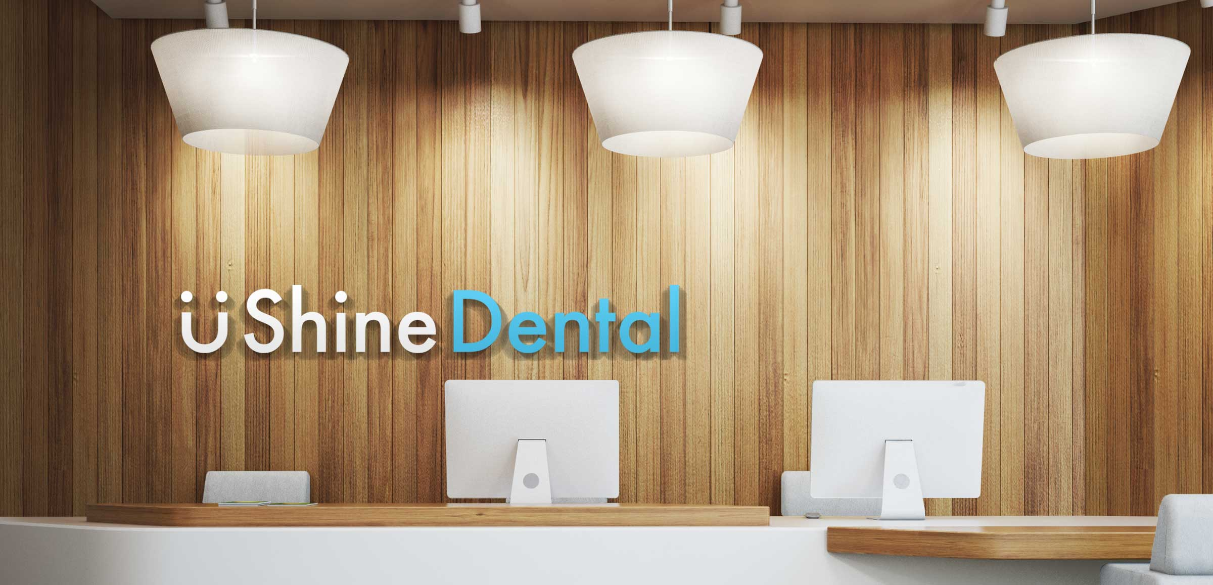 U-Shine-Dental-signage