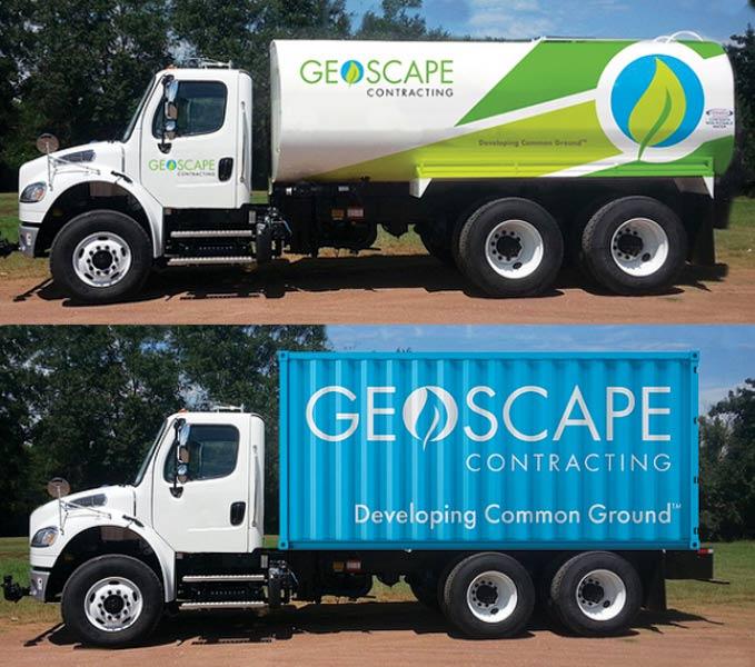 geoscape vehicle design