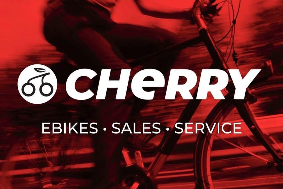 Cherry-EBike-Branding-Identity